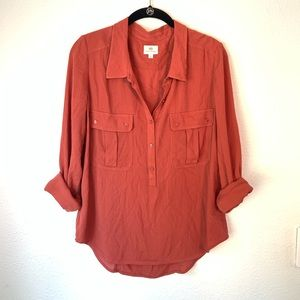 Adriano Goldschmied Blouse - 3/4 Button